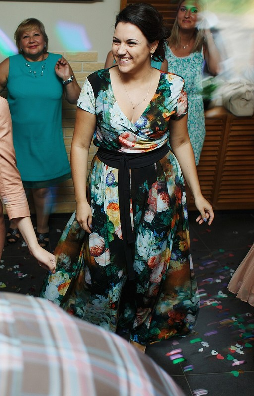 Платье насвадьбу подруги от kop988