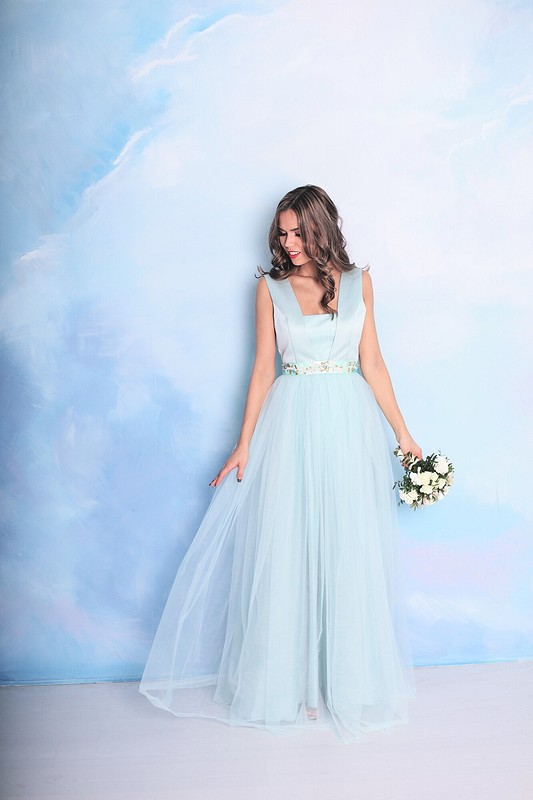 Вечернее платье от A_llena