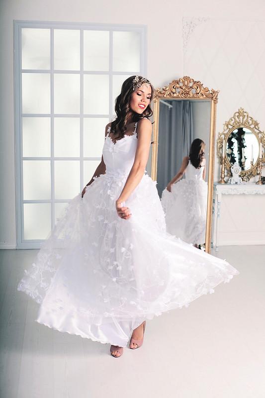 Свадебное платье от A_llena