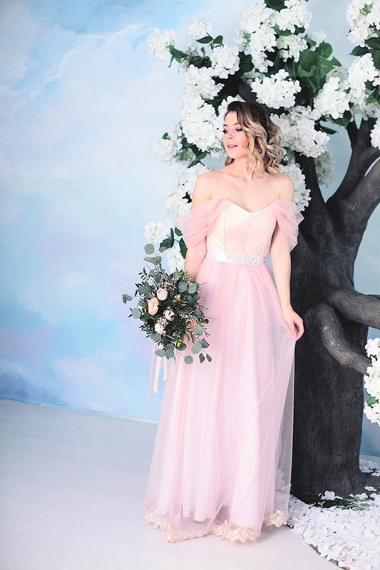 Зефирное платье от A_llena