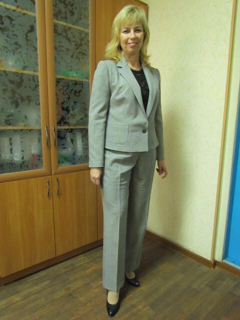 Брючный костюм квесне от Inna_Ka