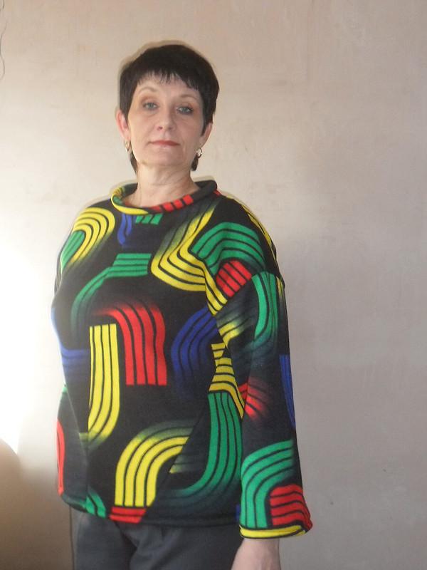 Пуловер - теплушка от REA12345