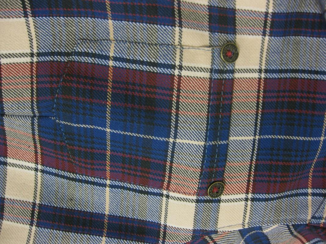 Желанная рубашка от ShaLena