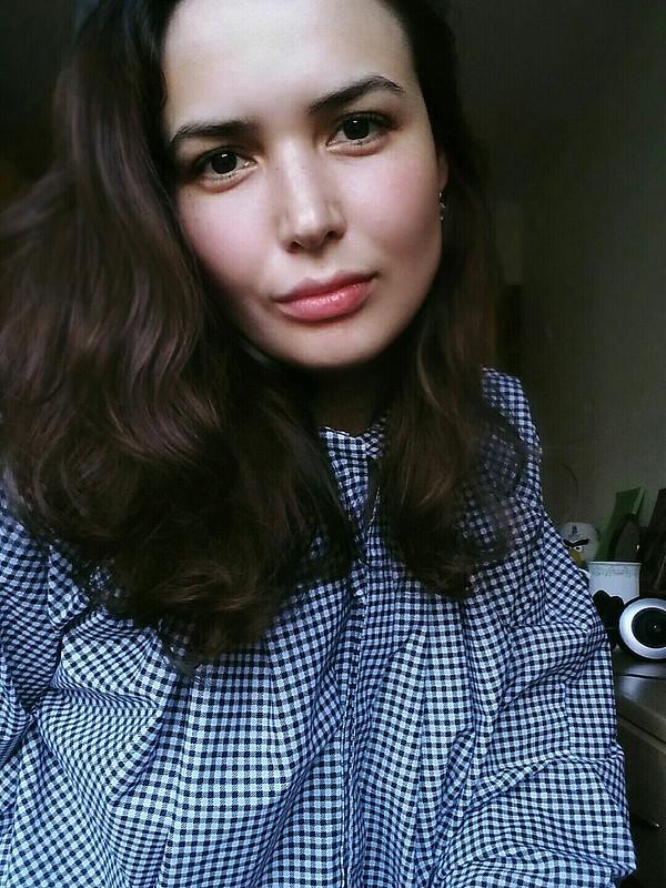 Блуза модель «Эмили» от ElviraMirgazova