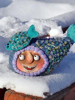 Работа с названием Рыба Моей Мечты!