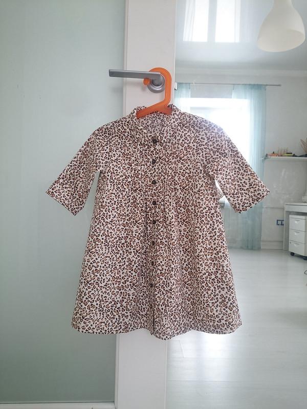 Детский леопард от Mayano4ka