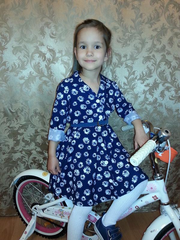 Платье длядевочки от Elena_MK