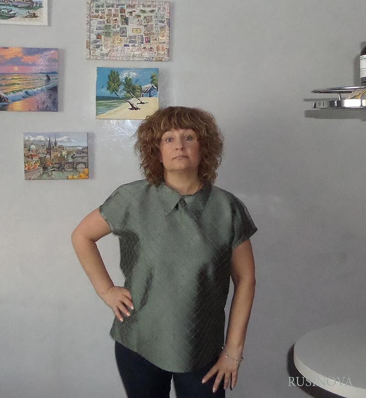 «С перламутровыми пуговицами» от rusinova