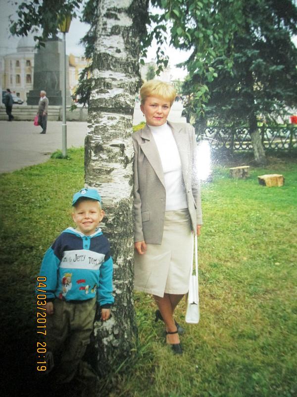 20 лет сBurda от Светлана Перминова