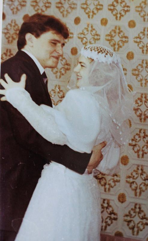 30 лет сБурда-моден Свадебное от оксюморон
