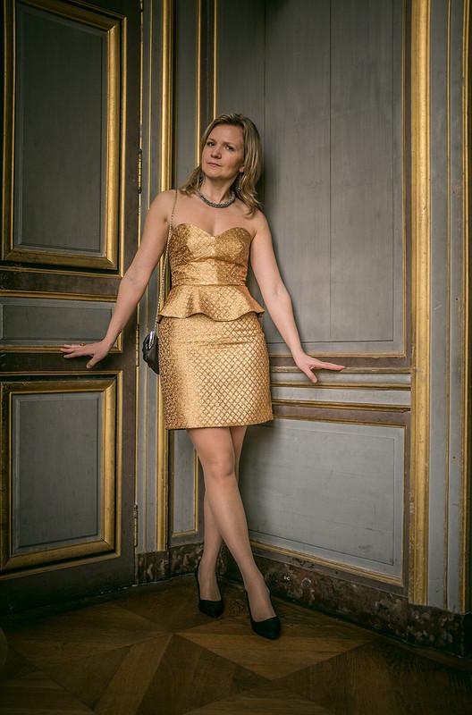 Tendance Doreé, или золотая тенденция от bellifontaine