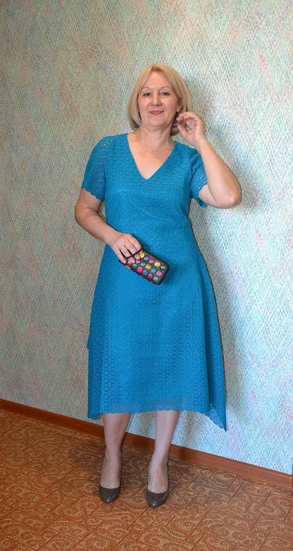 Юбилей BURDA юбилейное платье от Rozali