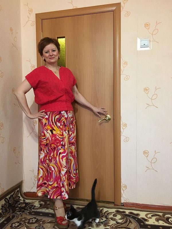 Юбилей 28 лет сБурда мод.супервыкройка БМ 8/1989 имод. 101 БМ 4/1990 от Tinaaa