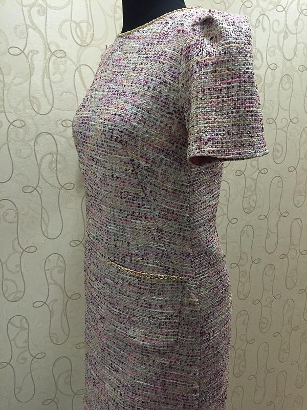Платье встиле Шанель от tsoy_tatyana