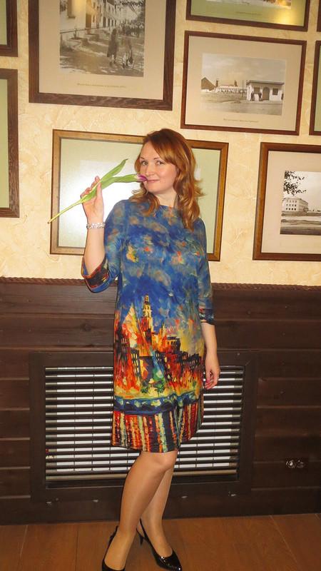 Платье отАфремова от Вианн Роше