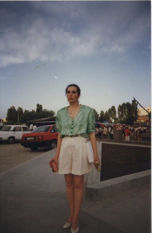 БУРДА ... длинной в32 года ! от LadyL