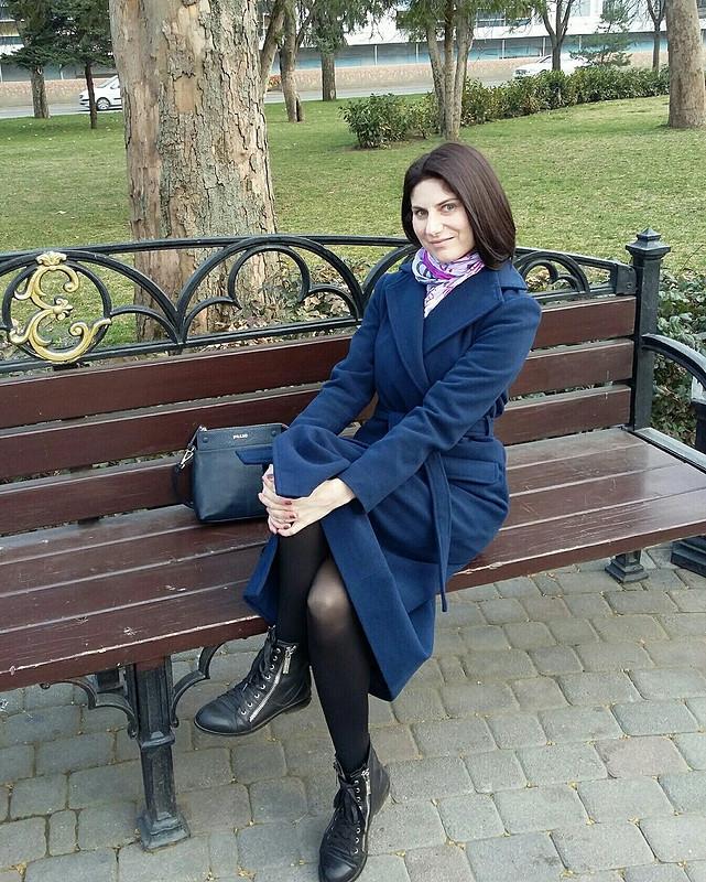 Пальто санглийским воротником от yulia_kaluga