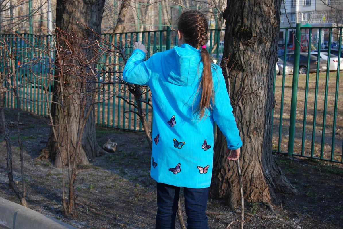 Весеннее пальтишко от katerina112