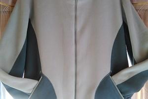 Спортивная куртка из двухстороннего флиса (часть 1)