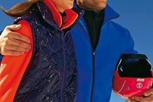 Спортивная мужская куртка из двухстороннего флиса (часть 2)