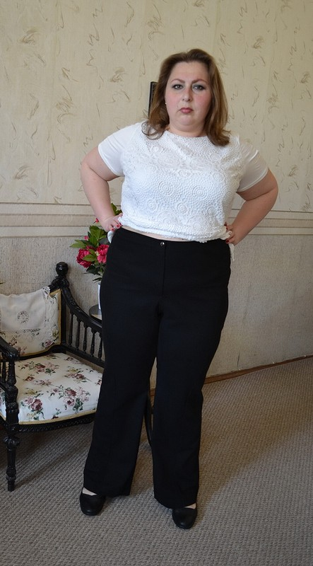 Дубль брюк)