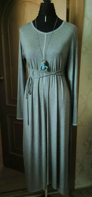 Платье Встиле Гранж