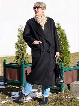 Работа с названием Пальто-реплика maxmara 101801
