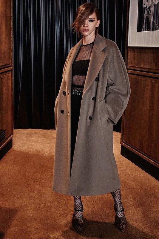 Пальто-реплика maxmara 101801 от svetlat