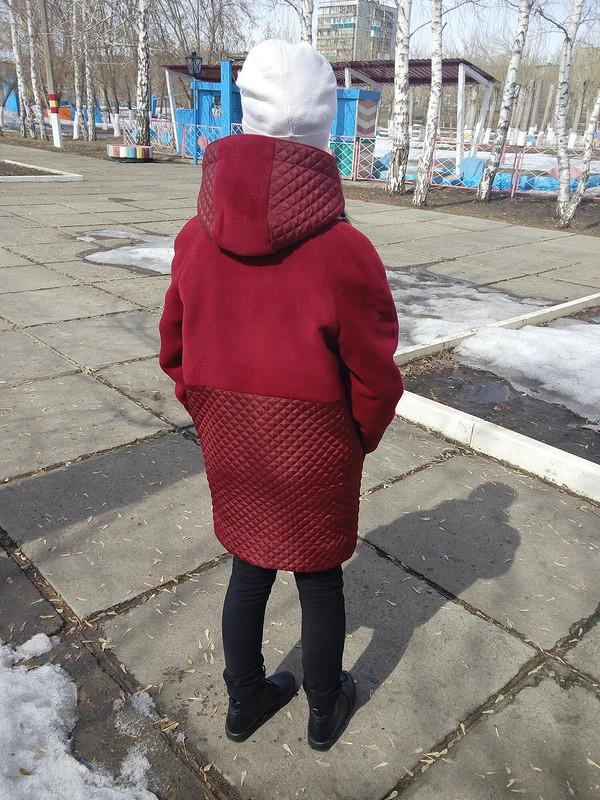 Пальто, ине только