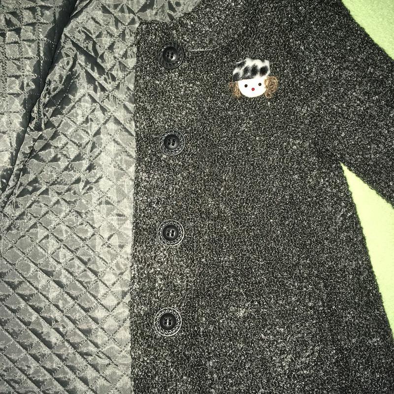 Пальто «Маленькая леди» от Мама Мария