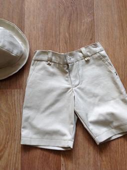 Работа с названием Детская летняя одежда