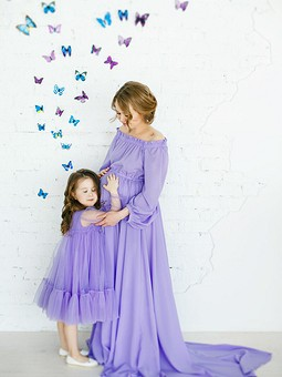 Работа с названием Бабочки ...бабочки;))))