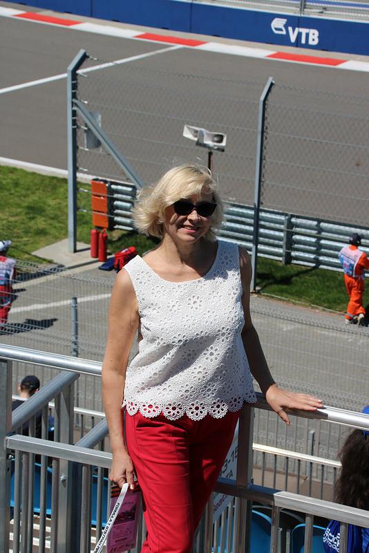 Топ «Кружево Формулы 1»