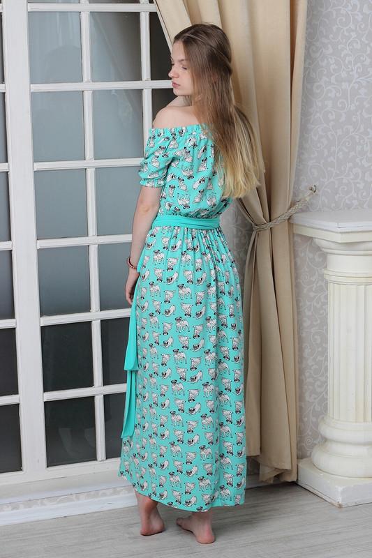 Платье «Барышня-крестьянка» от Наталья Шахова