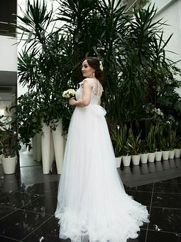 Работа с названием Мое свадебное