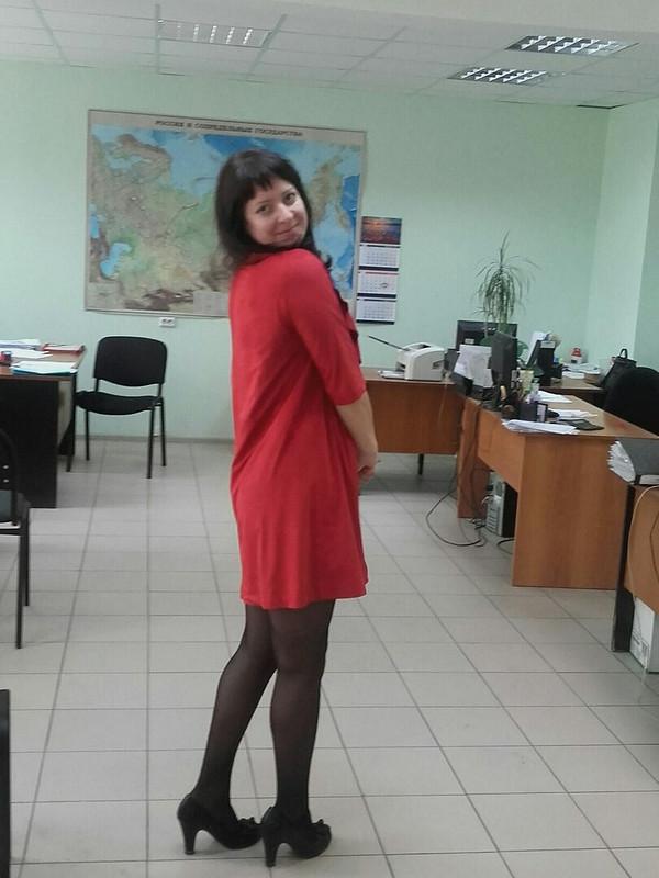 Надевай красное, когда незнаешь, что надеть))
