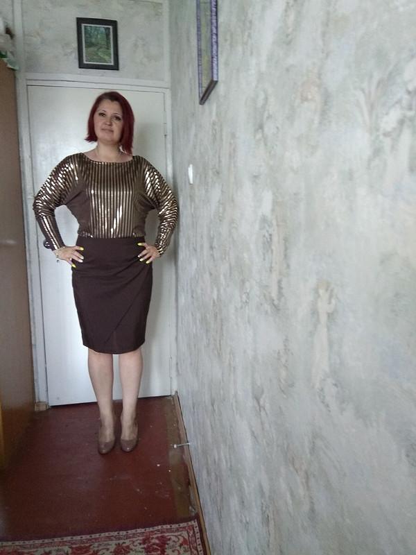 Просто юбка от marsellin