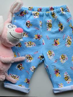 Работа с названием Пижамные штанишки