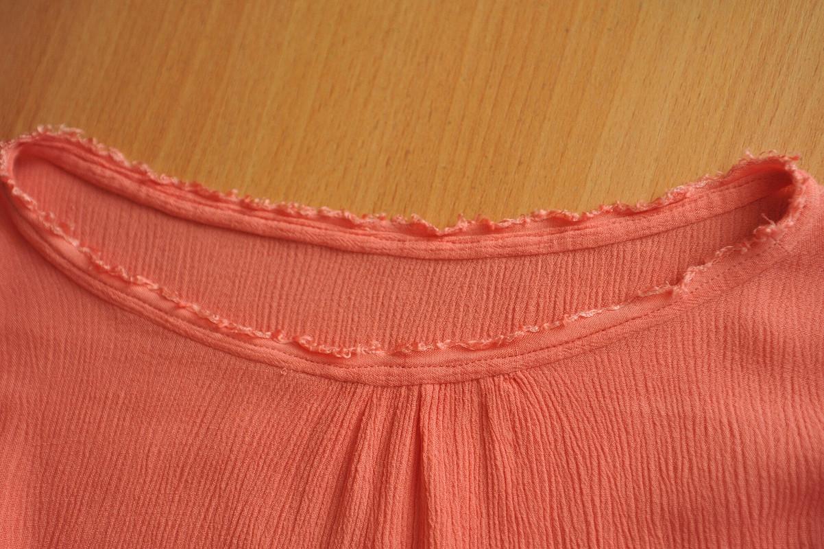 Персиковая блузка от kinderssurprizom