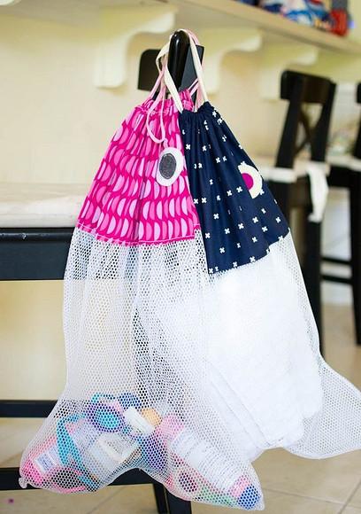 Как сшить сумку накулиске ввиде рыбки