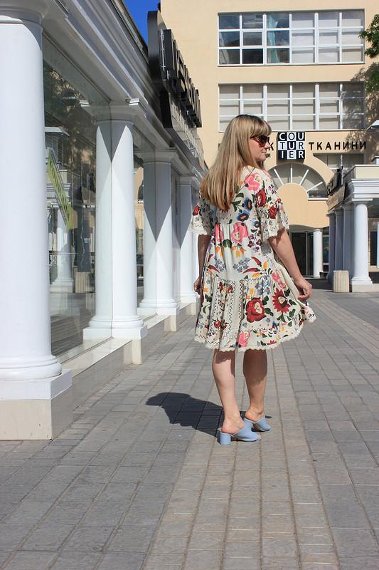 Платье «3D»