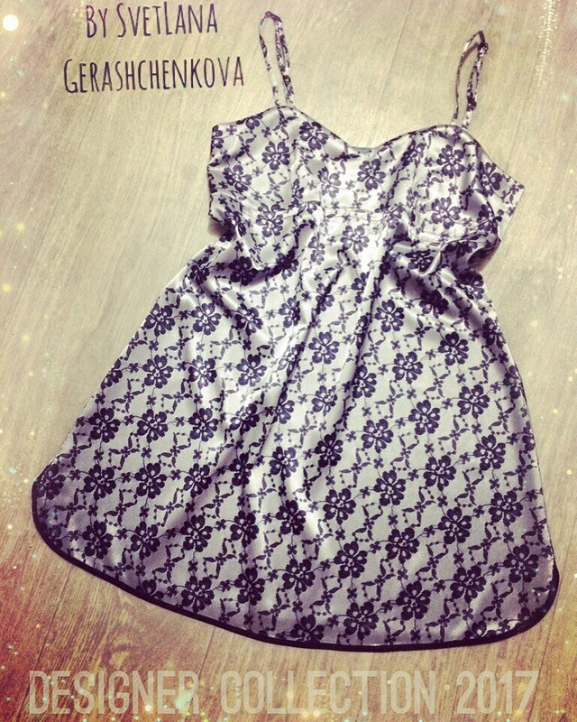 Сорочка от Sweet Lana