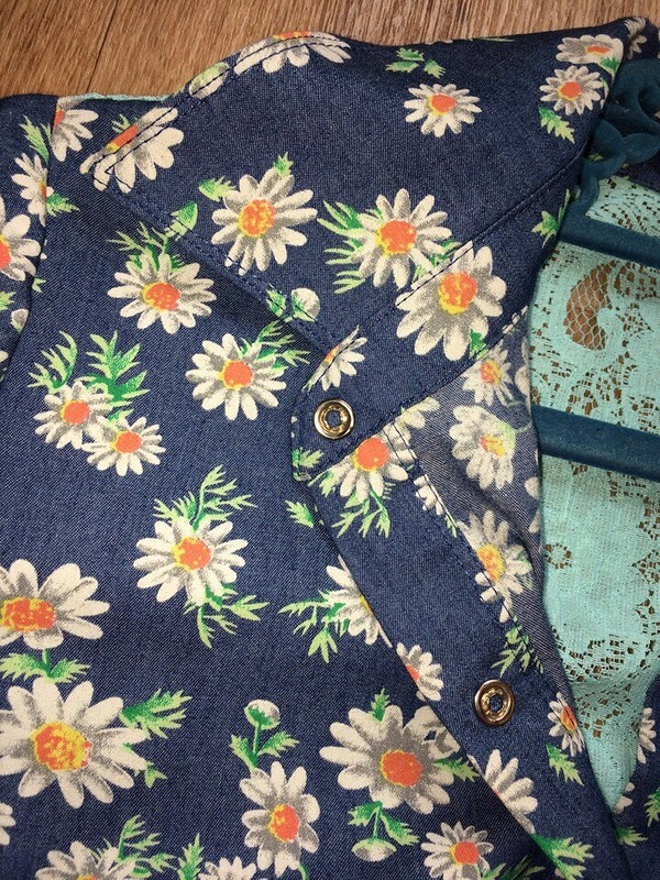 Платье-рубашка от Sweet Lana