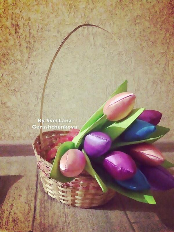 Тюльпаны от Sweet Lana