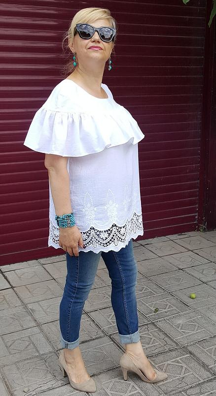 Мамулина блуза