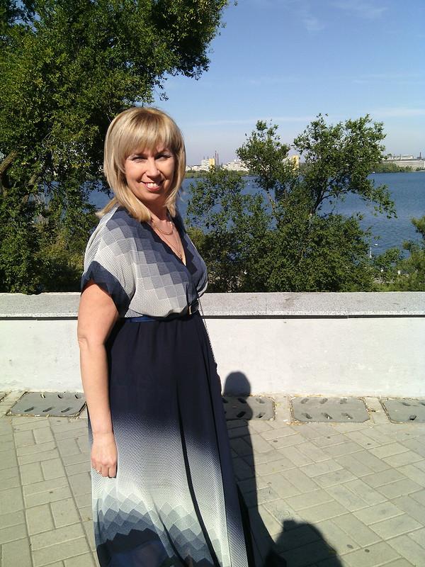 Шифоновое платье дляторжества от Inna_Ka
