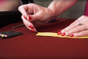 Формовка прямого пояса своими руками (видео)