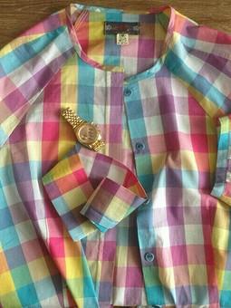 Работа с названием Батистовая блузка