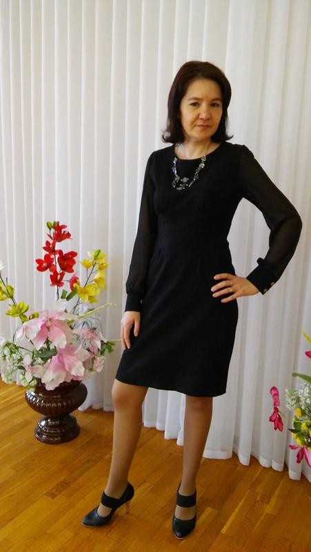 Платье дляколлеги