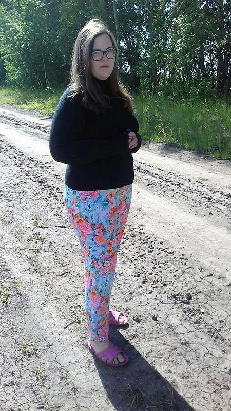 Дачные брюки